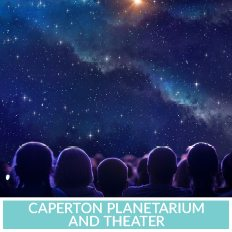 Caperton Planetarium and Theater
