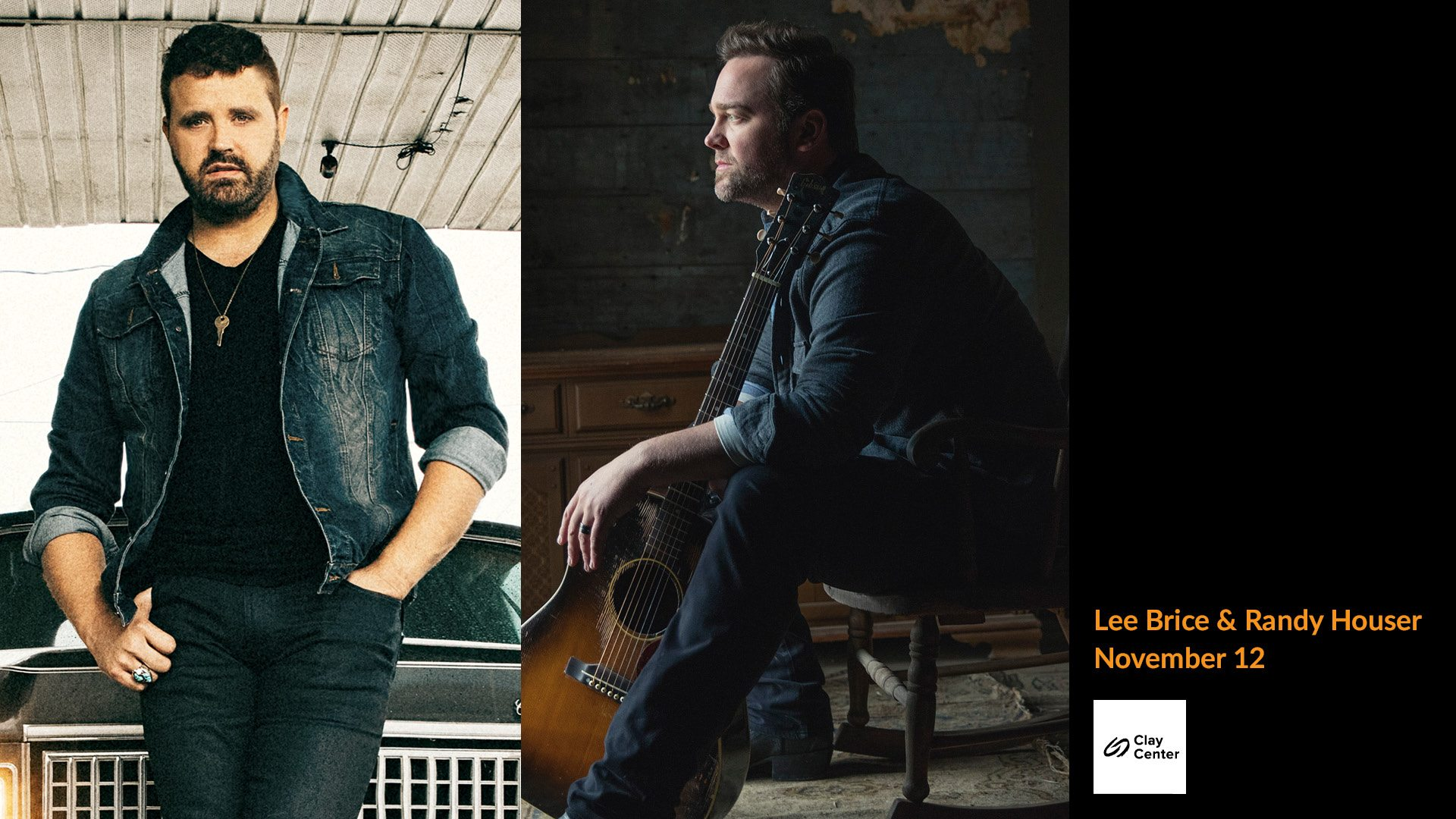 Lee Brice And Randy Houser Clay Center
