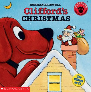 Tiny Tales Story Time – Clifford's Christmas | Clay Center
