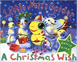 Tiny Tales Story Time – Little Miss Spider A Christmas Wish | Clay ...